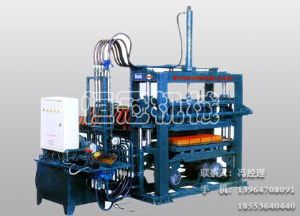 HG-Z1000A多功能彩色震压式制砖机